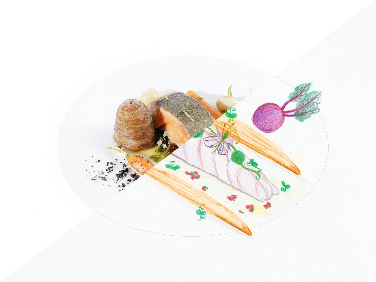 traiteur -création culinaire