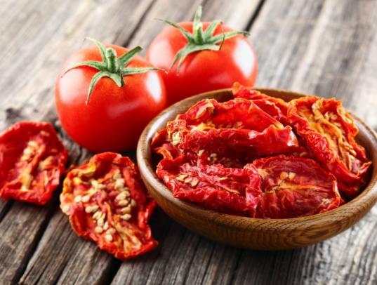carnet de recettes - cake aux tomates confites