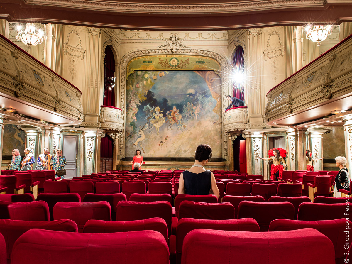 theatre du musee grevin